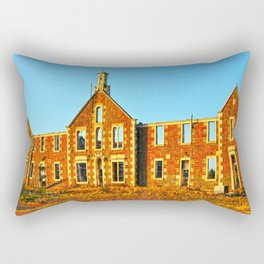 Ravenspark Hospital  Rectangular Pillow