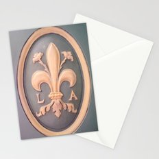 Versallies, France, French wood door Stationery Cards
