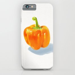 Bell Pepper  iPhone Case