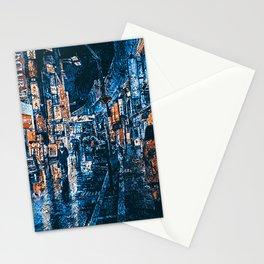 Tokyo Nights Stationery Cards