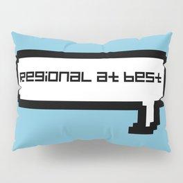 Regional At Best - Blue Pillow Sham