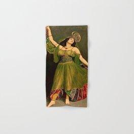 """The Harem Girl"" by John Collier (1906) Hand & Bath Towel"