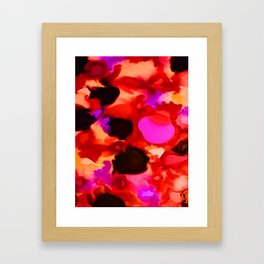 Color Love Framed Art Print