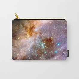 Swan Nebula Carry-All Pouch