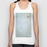 flight Tank Tops featuring Flight by Pure Nature Photos