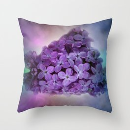 soft and dreamy -11- Throw Pillow