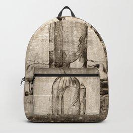 A Family Farm Backpack