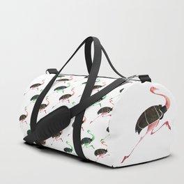 Ostrich Duffle Bag