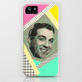 caged man, mariano iPhone Case