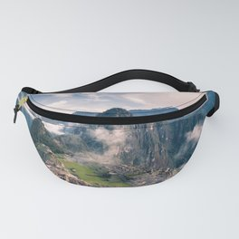 Mountain Peru Fanny Pack
