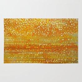 Landscape Dots - Orange Rug