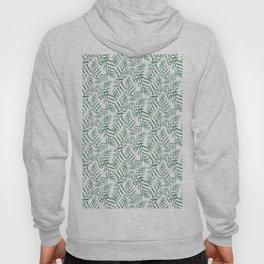 Ferns Pattern Hoody
