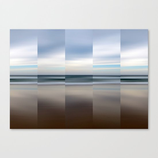 Changing With The Tide Canvas Print