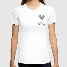 Let's Hang T-shirt