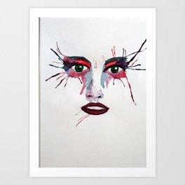 Grl III Art Print