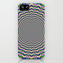 Neon Pulse iPhone Case
