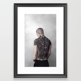 Ronan Lynch Framed Art Print