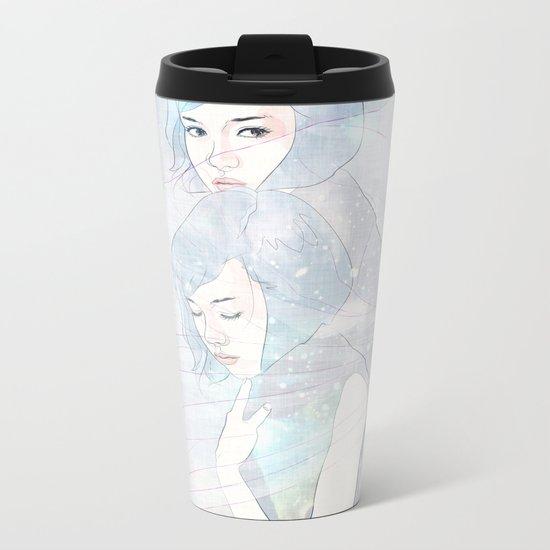 double universe Metal Travel Mug