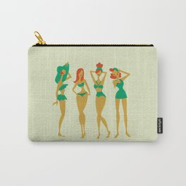 Ginger Babes Carry-All Pouch