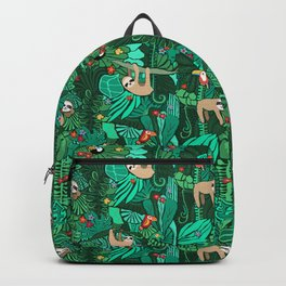 Hang in there sloth Backpack