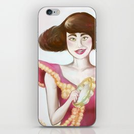 Kimbra iPhone Skin