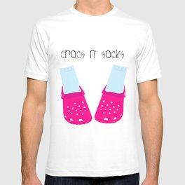Crocs n' Socks T-shirt