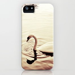 On Golden Pond iPhone Case