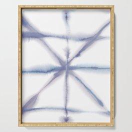 Light Dye - Folding Blues Serving Tray