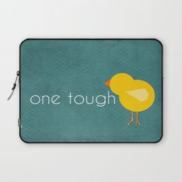 One Tough Chick Laptop Sleeve