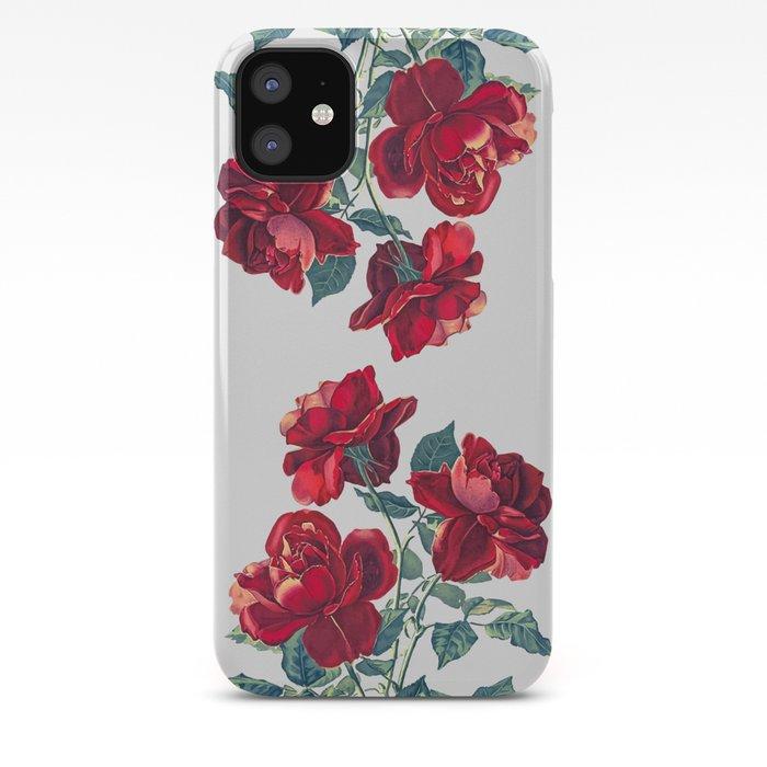 Roses iPhone 11 case