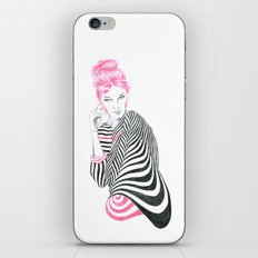 this moment iPhone & iPod Skin