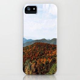 Skyline Drive iPhone Case