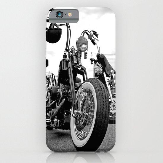 Roadside chopper iPhone & iPod Case