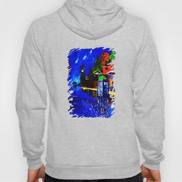 Tardis Phone Both Starry Night Hoody