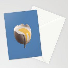 Oh Yolk! Stationery Cards