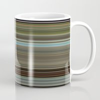 pi Mugs featuring Pi by rob art | simple