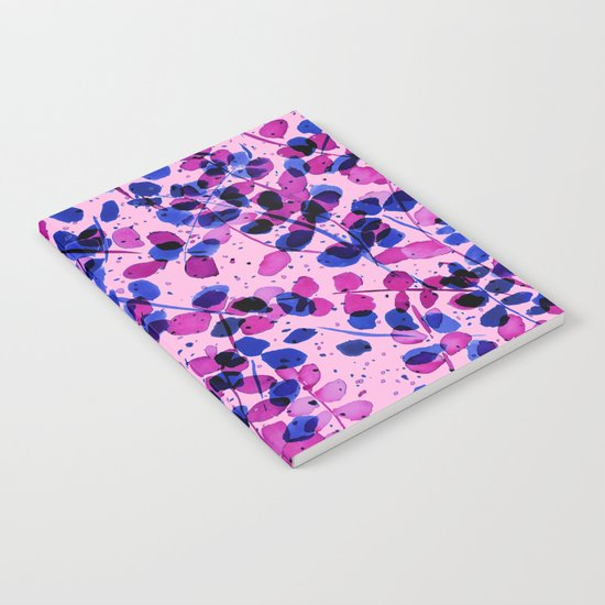 Synergy Purple Notebook