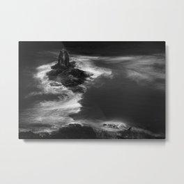 Admiral Von Trump Metal Print