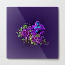 grape ape Metal Print
