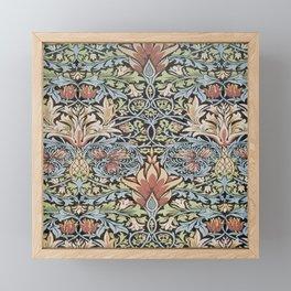 Art work of William Morris 6 Framed Mini Art Print