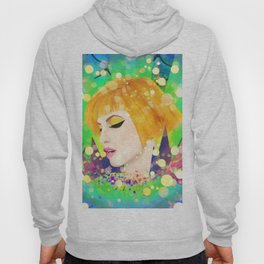 Digital Painting - Hayley Williams - Variation Hoody