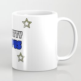 TOUGH TITTY WHOMPUS (STAR & STRIPES) Coffee Mug