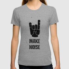 Make Noise T-shirt