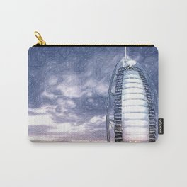 The Pride Of Dubai Carry-All Pouch