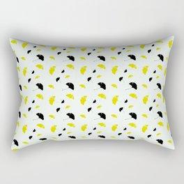Ginko biloba Rectangular Pillow