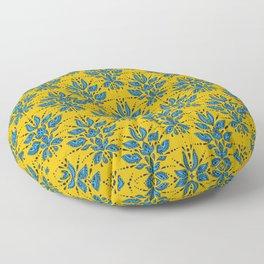 Boho Summer Floor Pillow