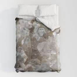 Phantom Crystal Cluster Comforters