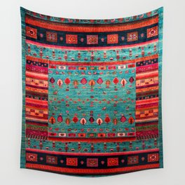 Anthropologie Ortiental Traditional Moroccan Style Artwork Wall Tapestry