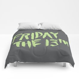 Friday The 13th Comforters