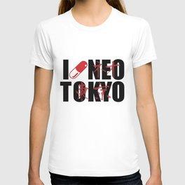 I (pill) Neo Tokyo T-shirt